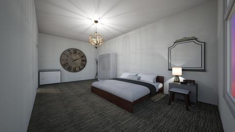 18082021 - Rustic - Bedroom  - by Tieu Yet