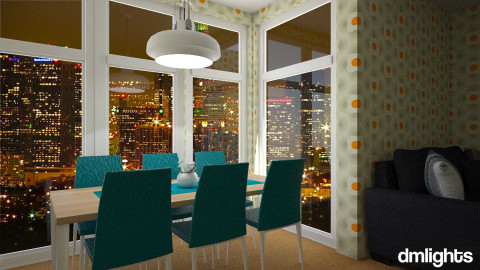 Ok Then - Dining room  - by DMLights-user-983446