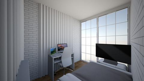 AimAims Room Project - Minimal - Bedroom  - by PpTeeny Crg