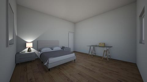 my room - Modern - Bedroom  - by walch0022