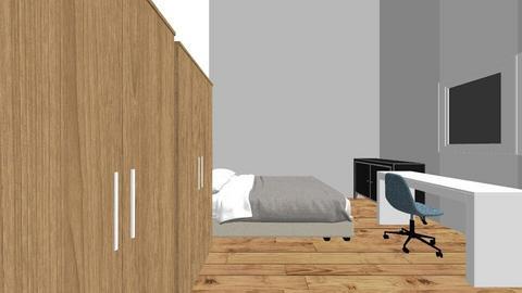 moja soba 1 - Bedroom  - by primozmav