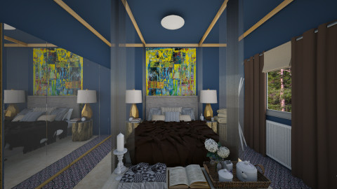 bedroom 2 front - Bedroom - by Eleni Irini