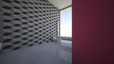 Geo - Retro - Living room  - by brobro