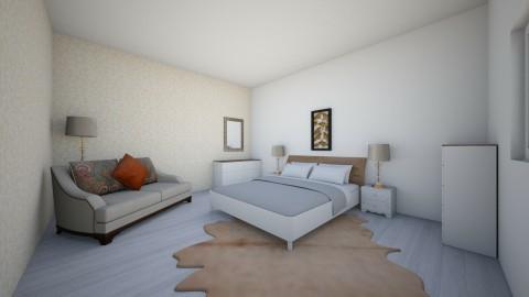 arabeupe - Bedroom - by aila auk
