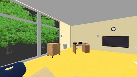CLASES  - Modern - Office  - by julialonso