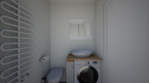 Vannasistaba - Modern - Bathroom  - by promius