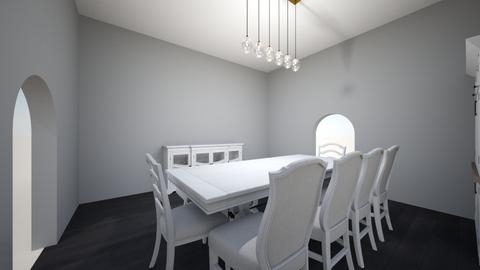 Dining Room - Modern - Dining room  - by charlotteeichman2007