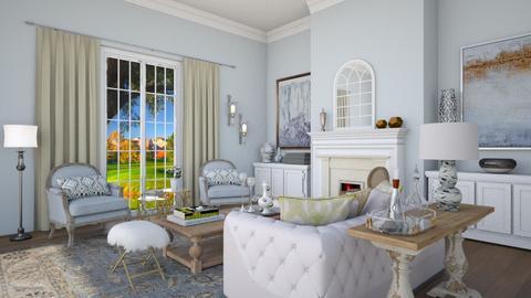 elite room - Classic - Living room - by nuray kalkan