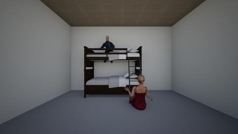 bed room - Modern - Bedroom  - by ljonesku