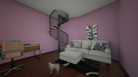 1st Design - Glamour - Living room  - by LILLY SCHUTZ