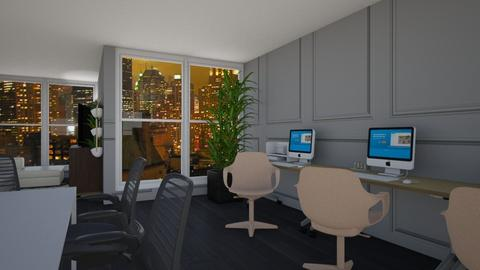 Container office - Office  - by kara_is_designing