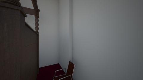 bedroom2 - Retro - Bedroom  - by kitchen113
