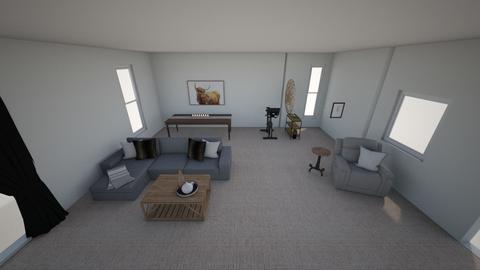 Living Room - Living room  - by kelly1990
