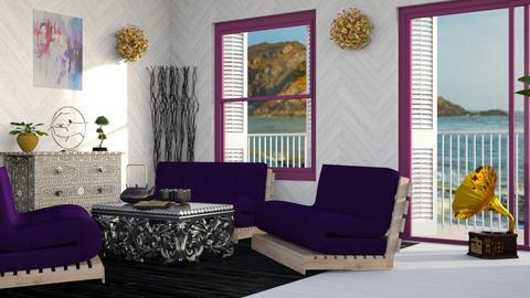 Purple - by RoseRouge888