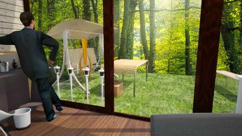 Stylish - Living room - by Monse Bernal