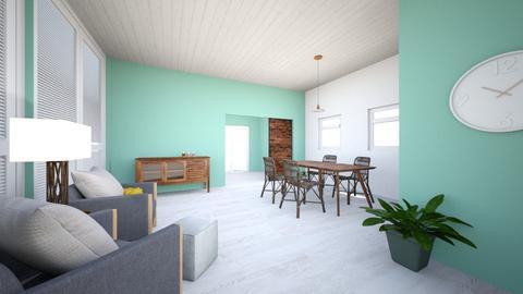 nbswyJ - Living room  - by berebonita