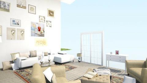 home art - Retro - Living room - by qazxwscv1234