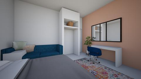 lotte - Bedroom - by lotte kox