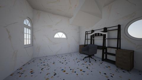 Office - Kids room - by Peeblesli