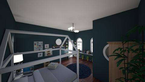 room - Bedroom  - by AmZemblanity