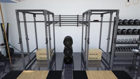 Caleb Home Gym 2 - by calebburch