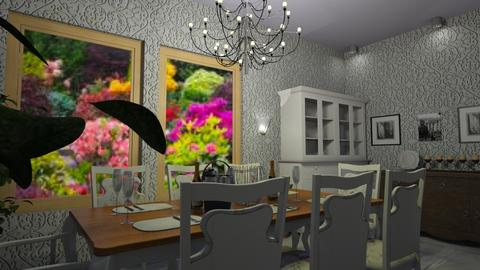 Dine in - Dining room - by Caye