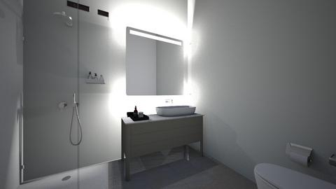 1st and 2nd bed bathroom - Bathroom  - by megzamo