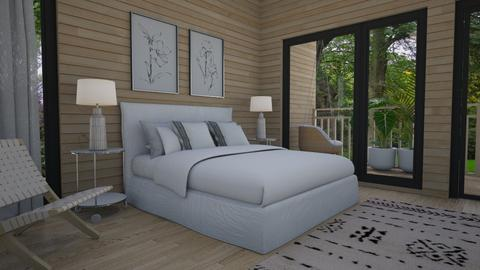 Scandinavian - Bedroom - by Tuija