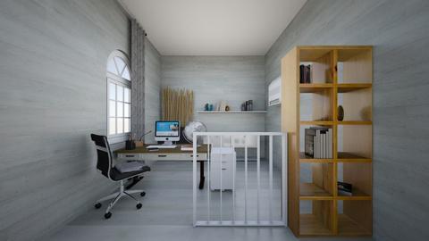 office - Modern - Office  - by alexa0921