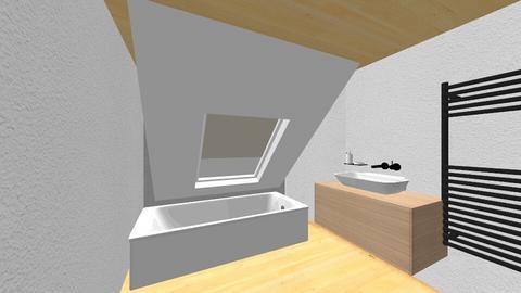koupelka patro - Bathroom  - by martinekx