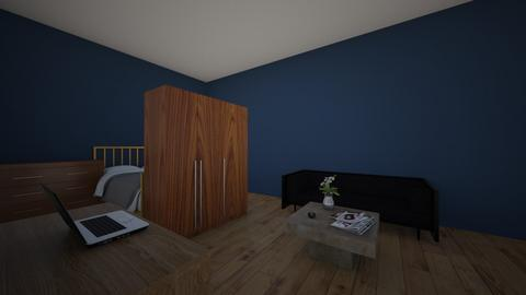 Small Apartment - Modern - by ClaireCora