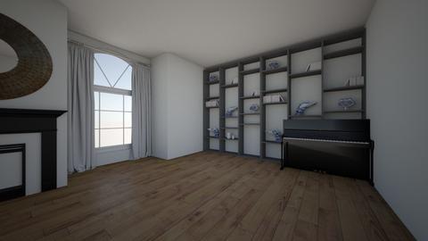nana - Living room  - by desingerhome122