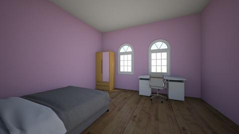 girly room - Feminine - Bedroom  - by lana diy