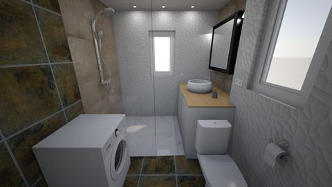LAZIENKA_7 - Bathroom  - by neertoon
