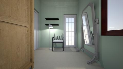 asha - Rustic - Bedroom - by ashaawari