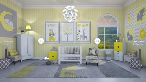 OH BABY - Modern - Kids room  - by RS Designs