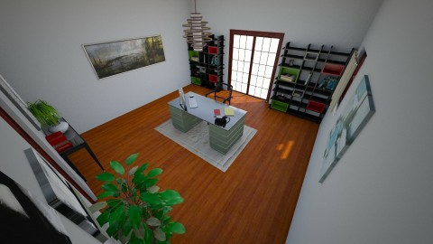 office  - by fatima rangel