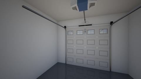 casa cuadrada chula  - Bathroom  - by santiago bellido