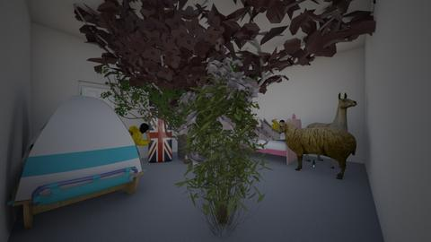 sussy - Garden  - by sussybaka123