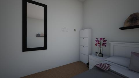 Rose - Modern - Bedroom  - by emilysdesigns