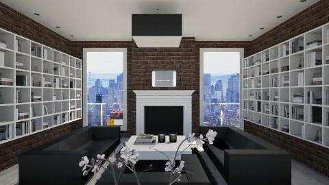 GoingDutch002 - Modern - Living room  - by Ivana J