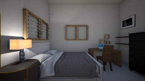 MEII - Bedroom  - by lymvega_