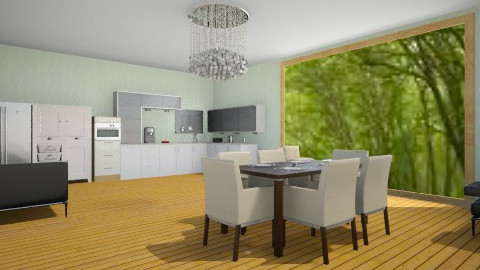 kitchen - Classic - Kitchen  - by Karine Hakobayan