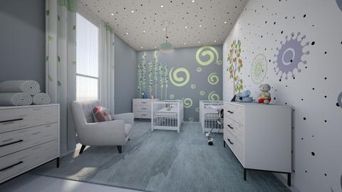 kids room  - Kids room  - by paulinepaulinepauline