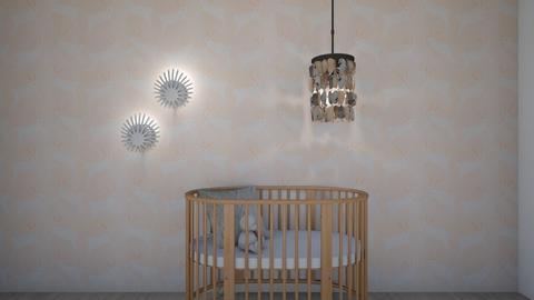 Girls Nursery  - Kids room  - by milk07Designs