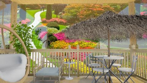 Bamboo - Modern - Garden  - by tchibobaby