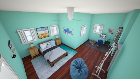 room idea #2 - Bedroom - by fatima rangel