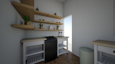 Cottage kitchen - by JenMerc