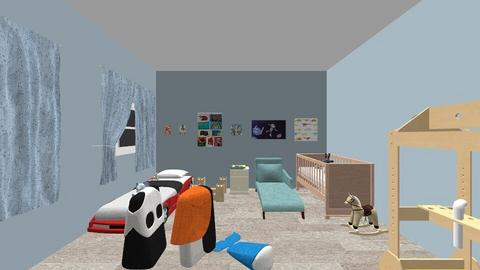 barnrum - Kids room  - by Rimfo