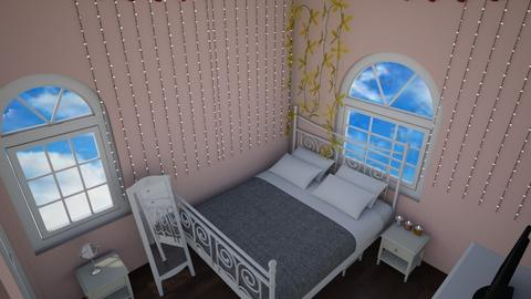 Small House Room - Bedroom  - by sabrinadhillon